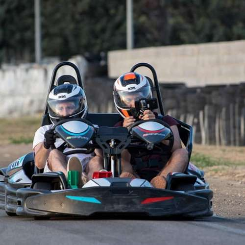 Karting Beaucaire - Circuit Julie Tonelli